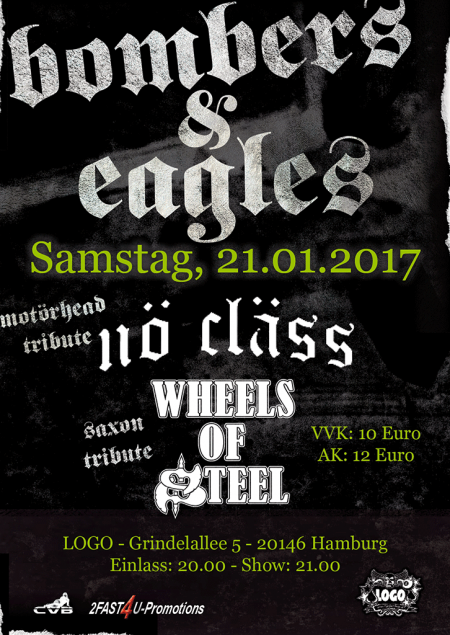 Wheels of Steel 2017